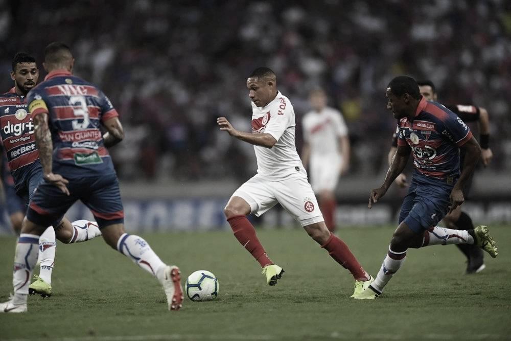 Internacional recebe Fortaleza no reencontro de Zé Ricardo com ex-clube