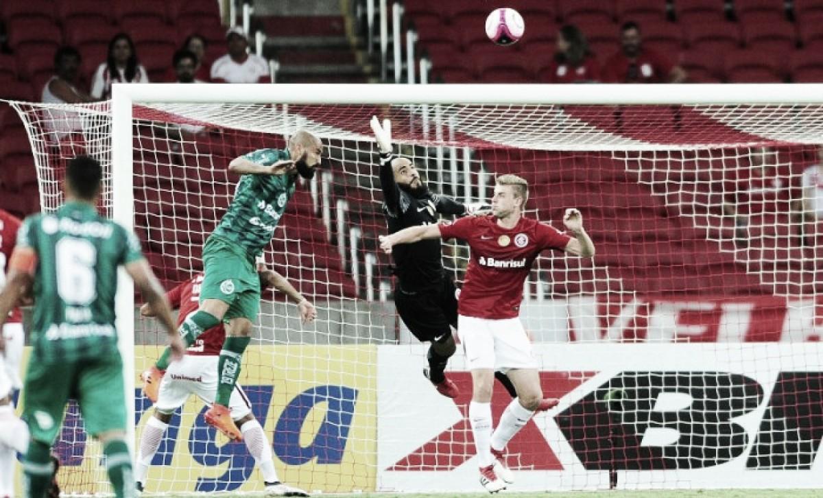 Danilo Fernandes, Rodrigo Dourado e William Pottker preocupam Inter