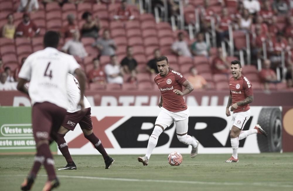 Resultado Internacional x Caxias pelo Campeonato Gaúcho (2-0)