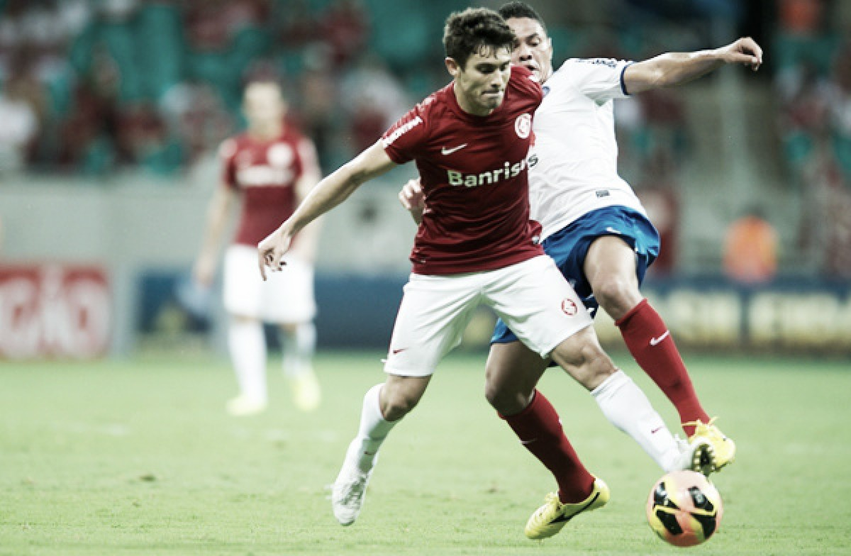 Internacional e Bahia duelam pela primeira rodada do Campeonato Brasileiro 2018