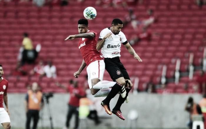 Inter recebe Brasil em busca da primeira vitória no Gaúcho com Nico López na vaga de Brenner