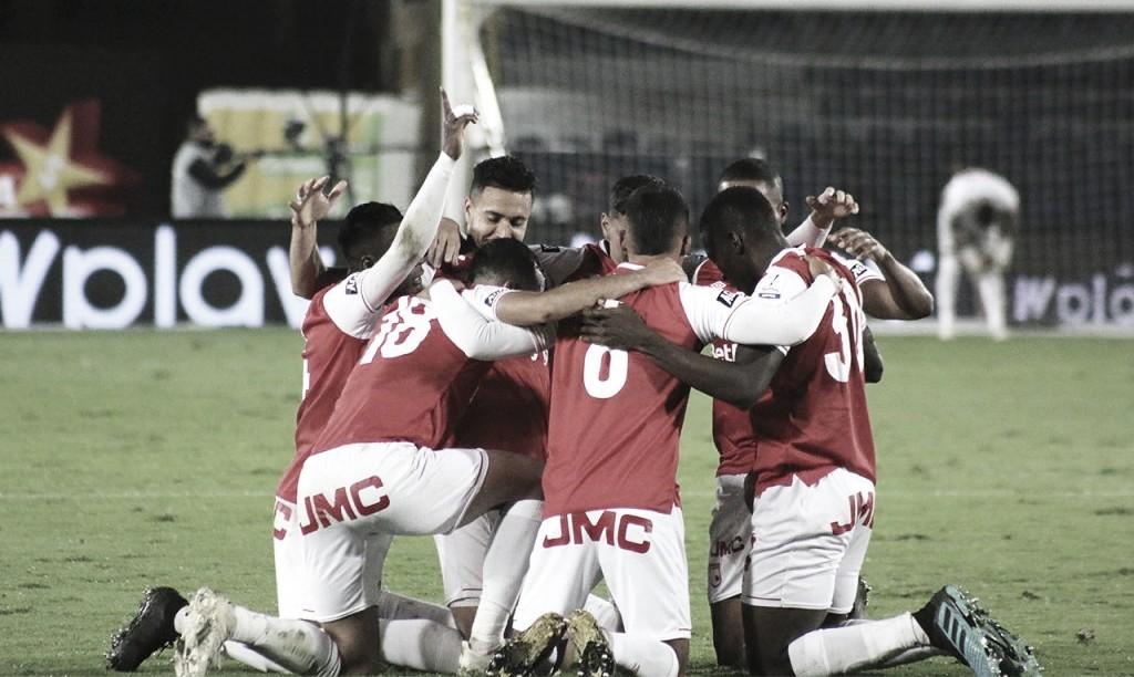 Puntuaciones del equipo 'cardenal' en su encuentro contra el Once Caldas