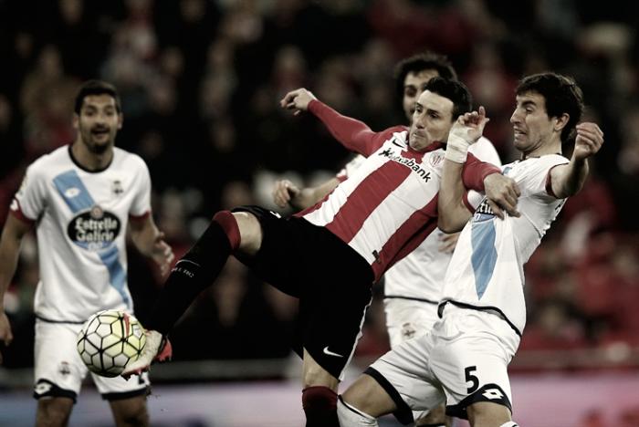 Athletic Club - Deportivo de la Coruña: echando la vista atrás