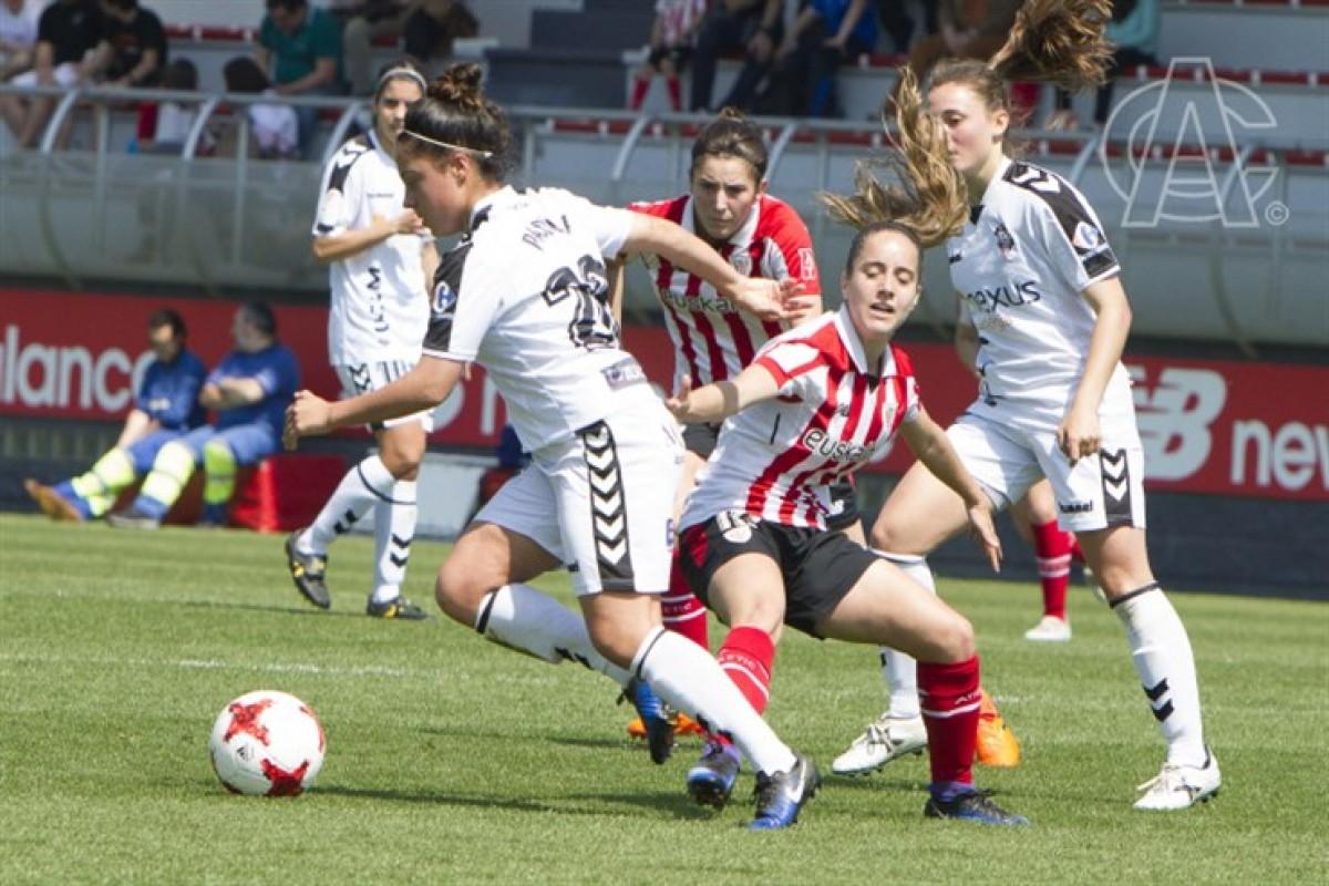 El femenino se impone al Fundación Albacete
