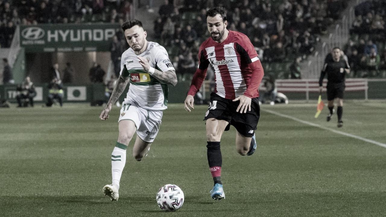 Previa Athletic Club - Elche: Año nuevo, Liga nueva