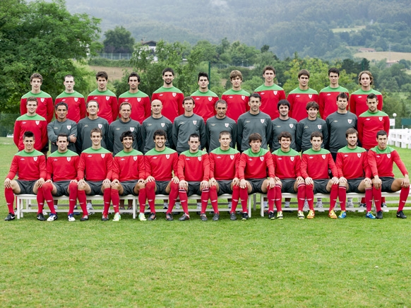 El Bilbao Athletic se estrenará en liga ante el Noja