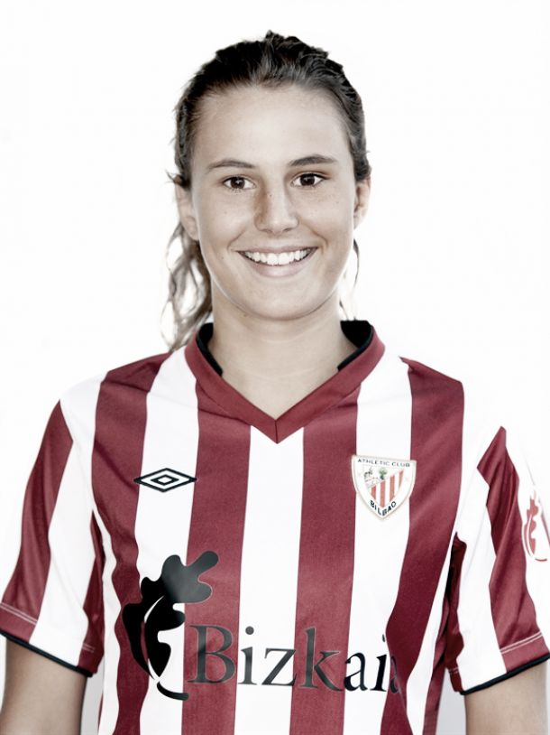 Maddi Torre dice adiós al Athletic