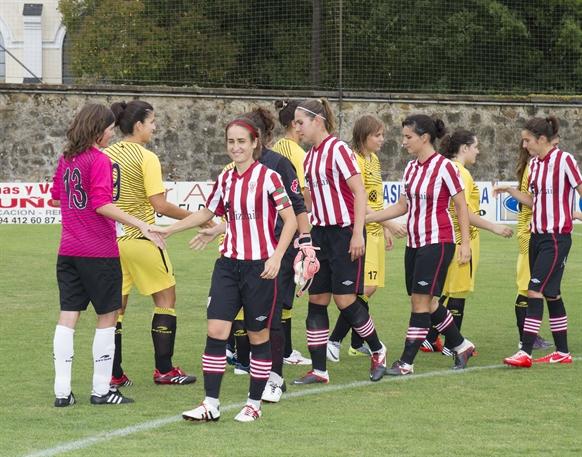 El domingo comienza en Lezama la Liga femenina