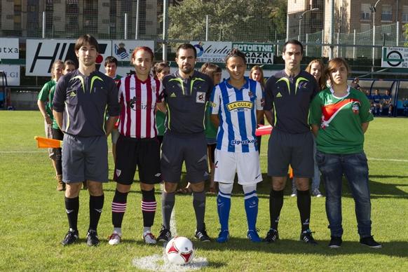 El Athletic femenino cae en la final de la Copa Euskal Herria