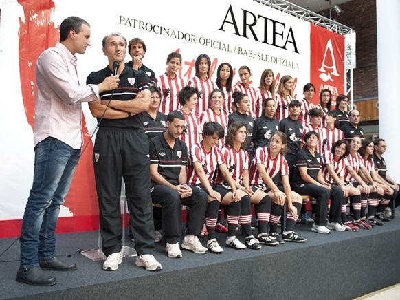 El Athletic femenino comienza la Liga