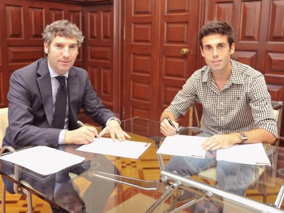 Susaeta renueva con el Athletic hasta 2017
