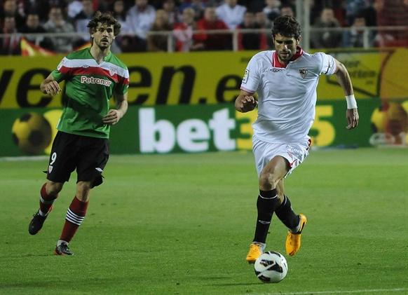 Sevilla - Athletic: puntuaciones Athletic, jornada 30