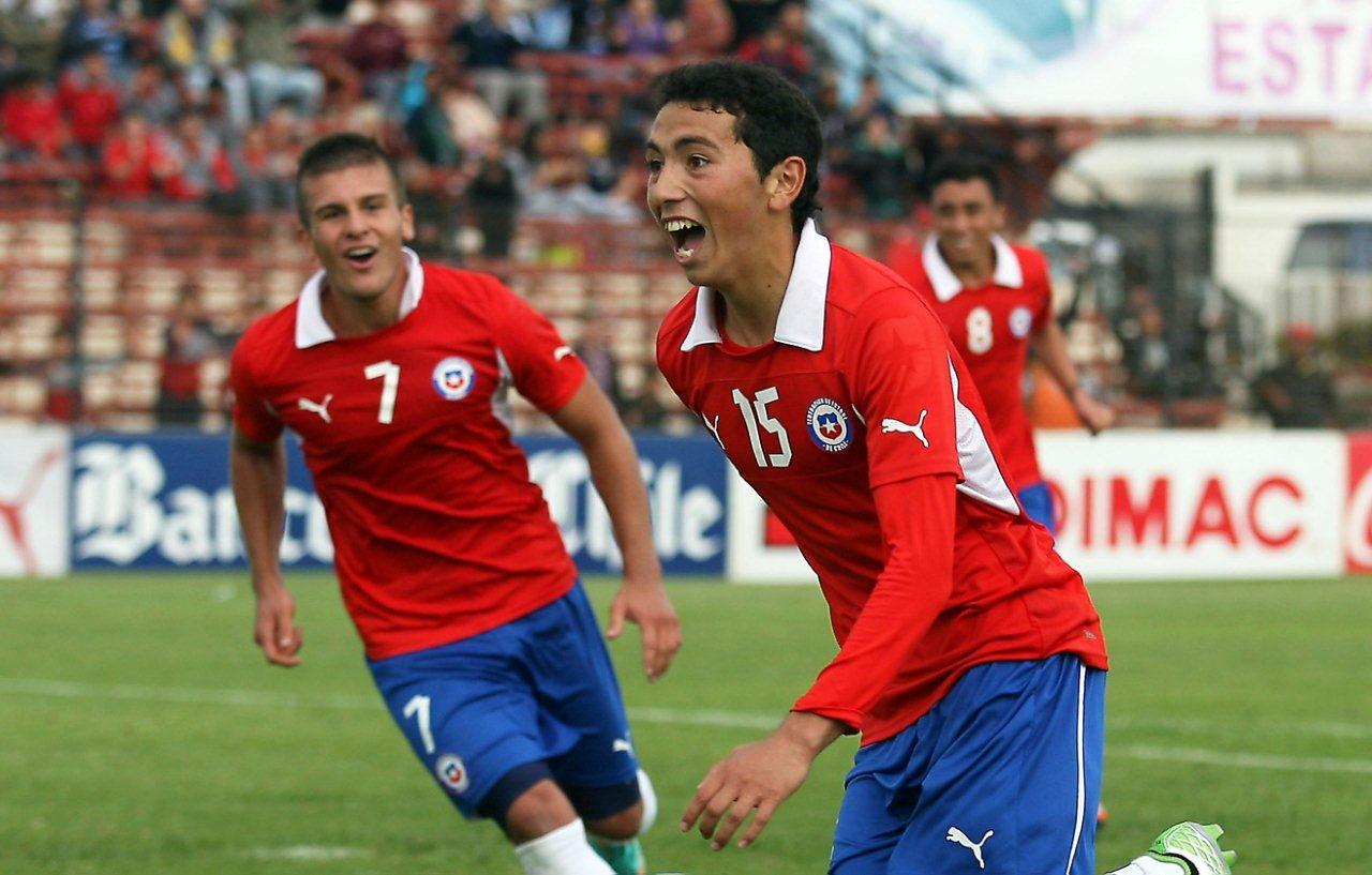 Chile definió lista de 22 convocados para el Sudamericano