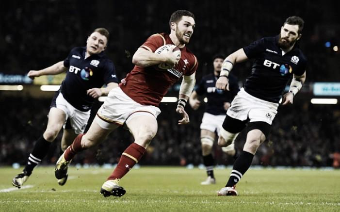 Torneo de las Seis Naciones 2016: Gales venció a Escocia y quedó a tiro de Francia, su próximo rival
