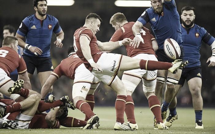 Torneo de las Seis Naciones 2016: Gales venció a Francia y se metió de lleno en la lucha por el título