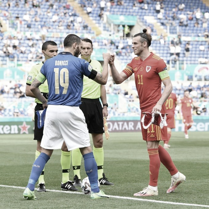 Cara a cara, Gales vs Dinamarca: un duelo de luchadores