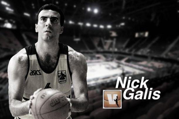 Estrellas de los Mundiales: Nick Galis