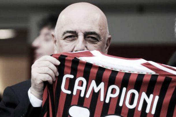 """Milan, Galliani: """"Per Romagnoli non andremo oltre 25 milioni"""""""