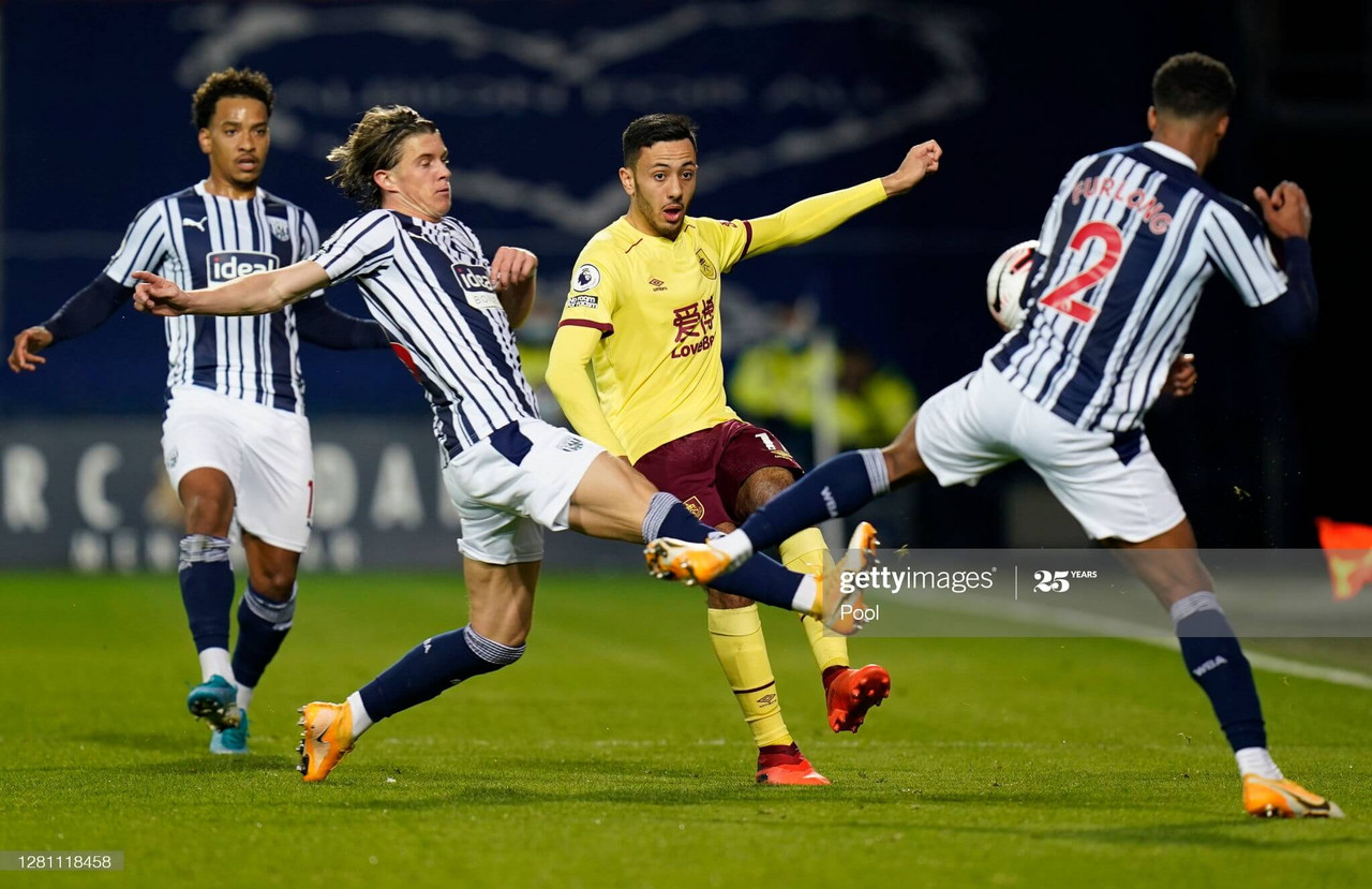 The Warm Down: Defences dominate as West Brom and Burnley play out stalemate.