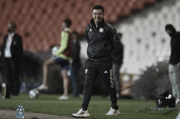 """Gallardo: """"Nos llevamos una victoria en un partido muy duro"""""""