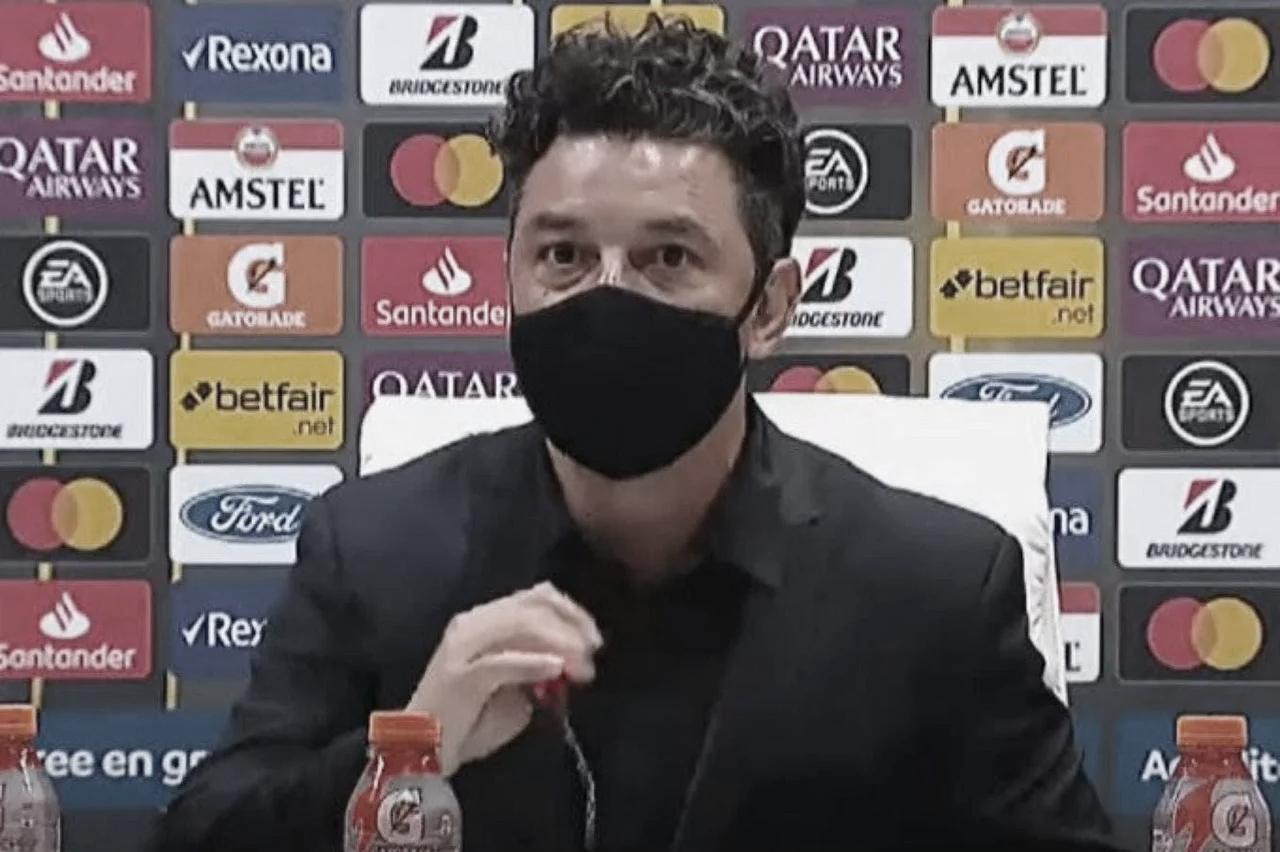 """Gallardo: """"Después de seis meses de parate es para valorar lo que hicieron los futbolistas"""""""