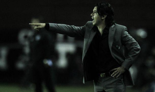 """Marcelo Gallardo: """"Mis jugadores responden en los momentos complicados"""""""