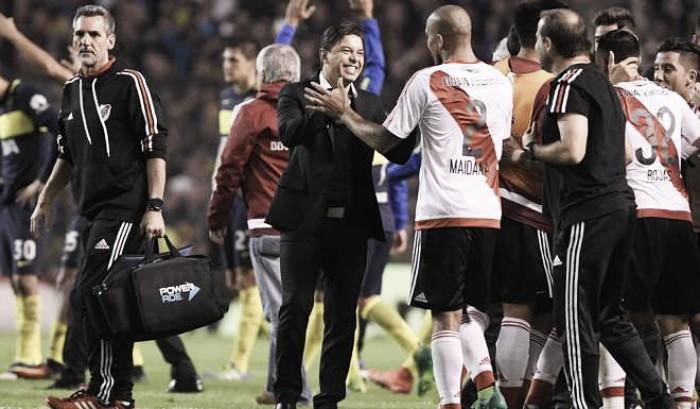 """Gallardo: """"Vamos a intentar pelear el campeonato"""""""