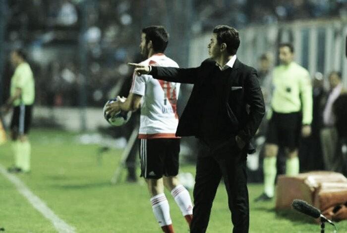 """Gallardo: """"Nos dieron la posibilidad de pelear"""""""