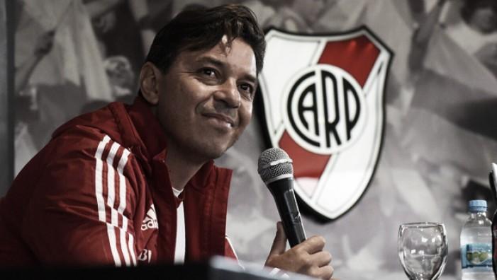Marcelo Gallardo, un Napoleón en River Plate