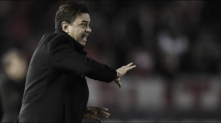 Gallardo: ''Auno no le queda más remedio que sentirse orgulloso de los jugadores''