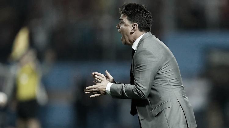 Gallardo: ''Somos respetados como equipo''