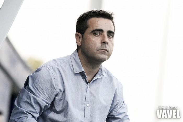 """Gallego: """"El cambio de campo va a condicionar el partido"""""""