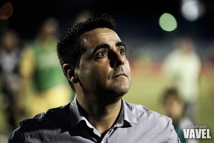 """Gallego: """"Es un reto y un orgullo que Sánchez Flores me rompa los planteamientos"""""""