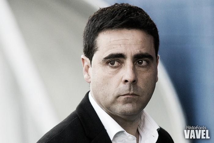 """Gallego: """"Me quito el sombrero con la actitud de los jugadores"""""""