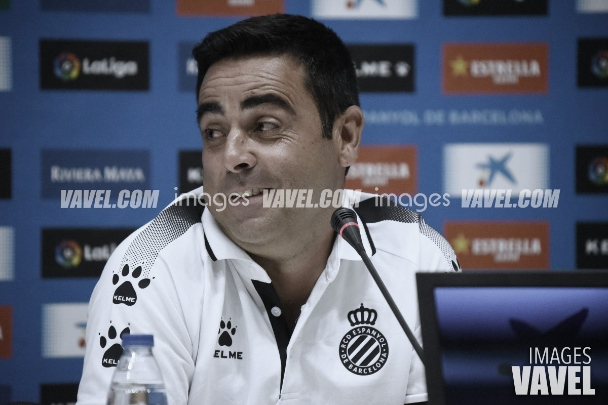 """Gallego: """"Nos falta entrenamiento, pero estamos tranquilos"""""""