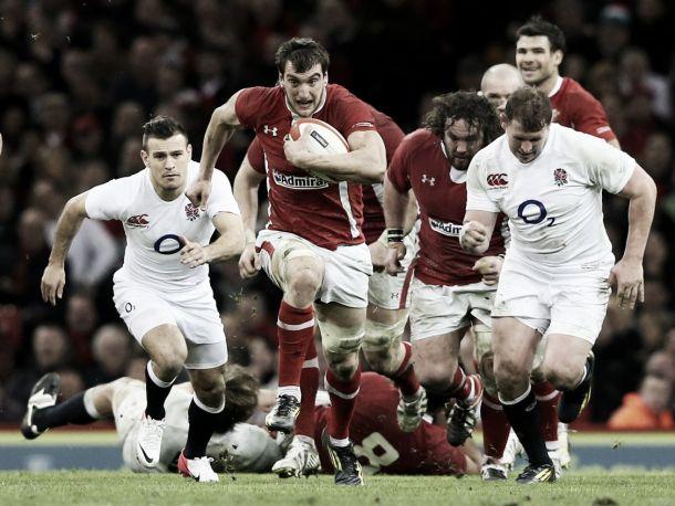 6 Nazioni, l'Inghilterra esce alla distanza e batte il Galles