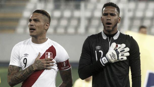 """Pedro Gallese: """"Esperemos que Guerrero pueda recuperarse pronto"""""""