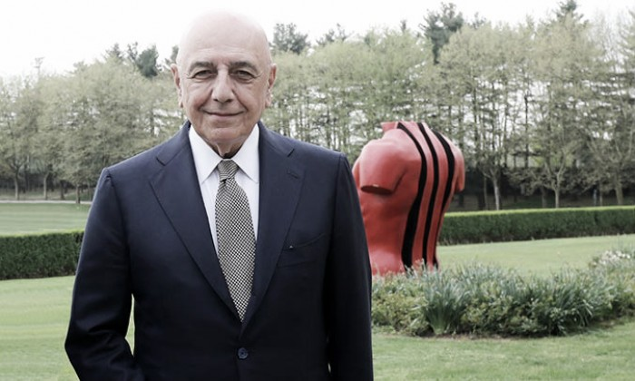 Milan, Galliani e quello spazio che non ci può essere con la nuova proprietà