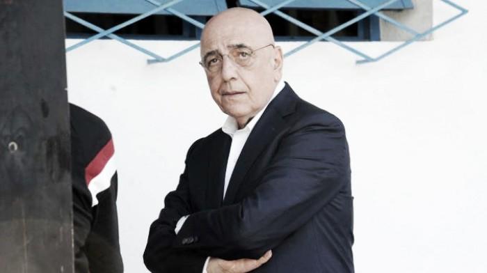 """Galliani a tutto mercato: """"Ranocchia non arriva, niente El Ghazi c'è Luiz Adriano"""""""