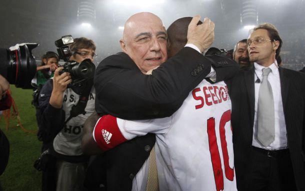 Dirigente do Milan marca viagem ao Brasil por Seedorf