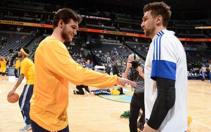 NBA, gli opposti destini di Gallinari e Bargnani