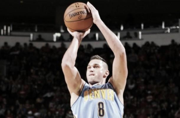 NBA, il Gallo urla e Denver batte Houston