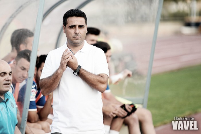 """Gallego: """"Ningún equipo ha sido superior a nosotros"""""""