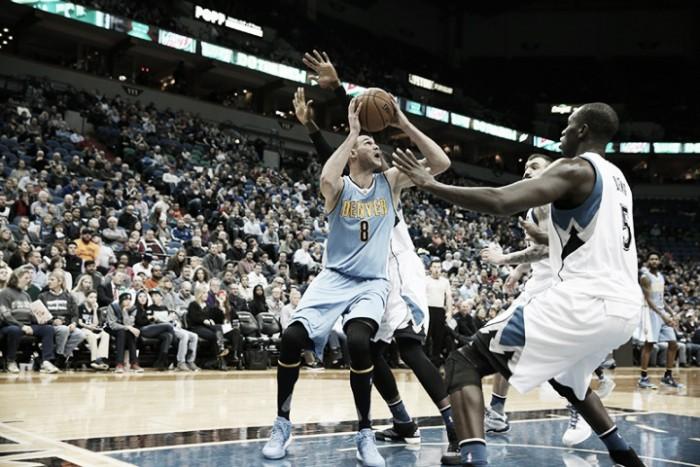 Nba, i Pistons vincono in rimonta a Boston. Gallinari trascina Denver contro Minnesota