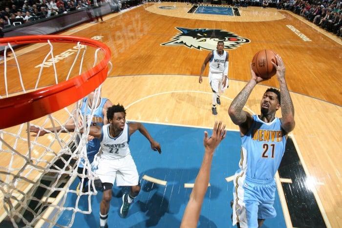 NBA - Gallinari trascina Denver: Timberwolves battuti