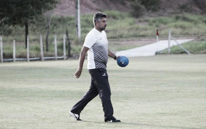 Gallo admite falta de entrega do Náutico na derrota para Criciúma