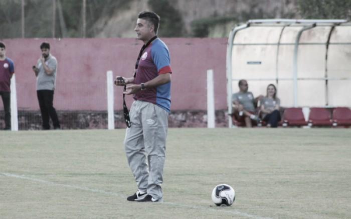 Gallo aposta em manutenção da base titular do Náutico para somar primeira vitória