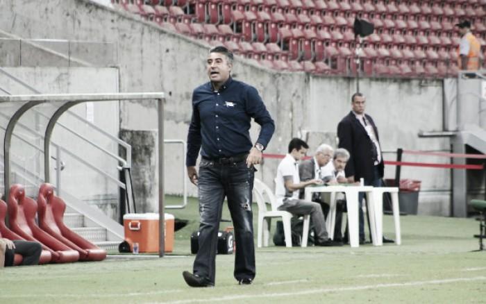 Gallo aprova boa postura do Náutico e comemora vitória sobre Joinville