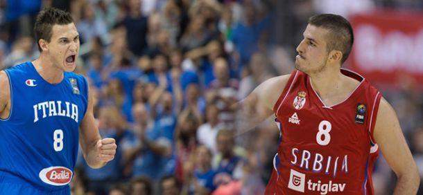 Eurobasket 2015: Gallinari contro Bjelica, lo show è servito