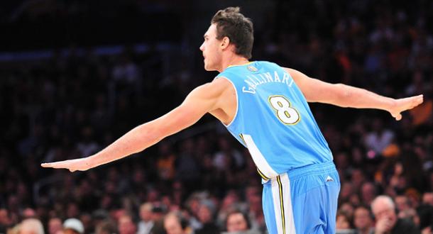 NBA, partenza col botto per Gallinari e i suoi Nuggets
